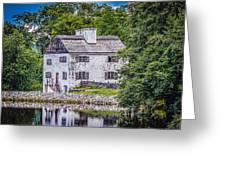 Philipsburg Manor House  Greeting Card