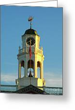 Phillips Exeter Academy Bell Tower Greeting Card