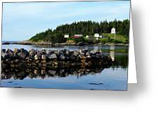 Phillips Harbour Greeting Card