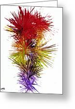 Phoenix Is Rising Series 1800.022414 Greeting Card