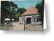 Phoenix Park Tearooms Greeting Card