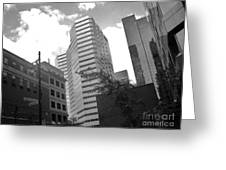 Photos Of Montreal Mansfield St Greeting Card