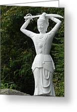 Phu My Statues 3 Greeting Card
