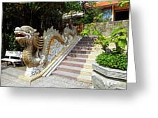 Phu My Statues 8 Greeting Card