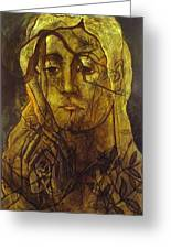 picabia33 Francis Picabia Greeting Card