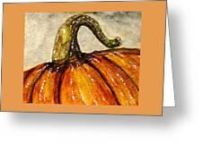 Pick A Pumpkin Greeting Card