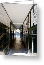 Pickering Place Greeting Card