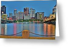 Picture Perfect Pittsburgh Greeting Card