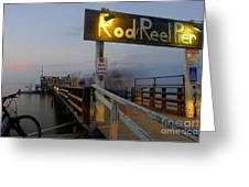 Pier Group Greeting Card