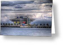 Pier House Greeting Card