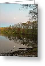 Pierce Lake Greeting Card