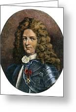 Pierre Lemoyne, 1661-1706 Greeting Card