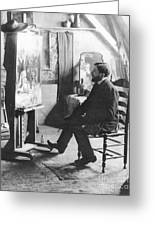 Piet Mondrian (1872-1944) Greeting Card