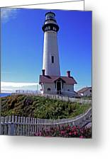 Pigeon Point Lighthouse 3 Greeting Card
