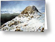 Pike O' Stickle Greeting Card