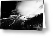 Pikes Peak Western Slope Greeting Card