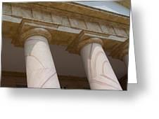 Pillars Greeting Card