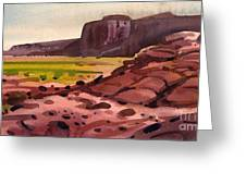 Pillow Rocks Greeting Card