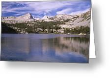 Pine Lake Greeting Card