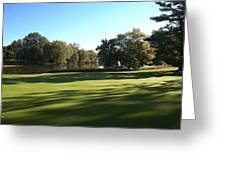 Pine Ridge Golf - Beautiful 14th Par 3 Greeting Card