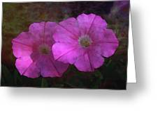 Pink And Gold 6156 Dp_2 Greeting Card