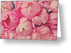 Everything Is Pink  Greeting Card