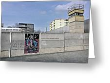 Pink Floyd, Berlin, Tour 1990 Greeting Card
