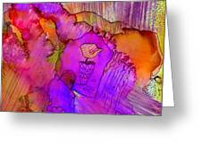 Pink Petals I Greeting Card