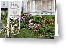Pink Shop Cape May Greeting Card