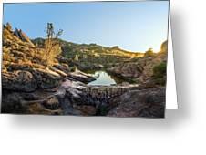 Pinnacles National Park Greeting Card