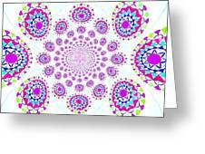 Pinwheel Pop Greeting Card