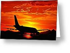 Dream Flight Greeting Card