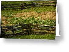 Pioneer Gardening Greeting Card