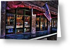 Pioneer Square Tavern Greeting Card