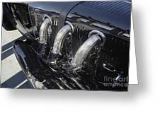 Pipes Of Glory Greeting Card