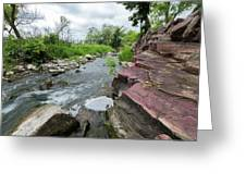 Pipestone National Monument Greeting Card