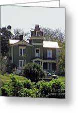 Pippi Longstocking House Greeting Card
