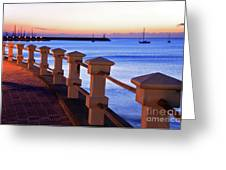 Piriapolis Coast Greeting Card