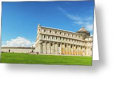 Pisa Panorama Greeting Card