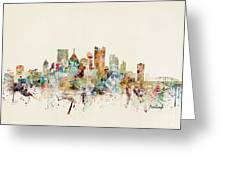 Pittsburgh Pennsylvania Greeting Card