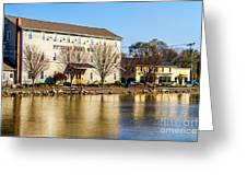 Pittsford Four Mill Greeting Card