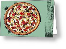 Pizza - The Guido Special Greeting Card