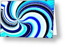 Pizzazz 27 Greeting Card
