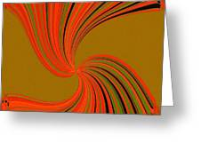 Pizzazz 34 Greeting Card