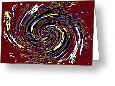 Pizzazz 51 Greeting Card
