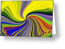 Pizzazz 53 Greeting Card
