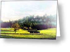 Place Greeting Card