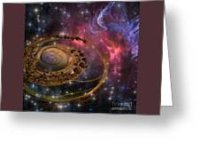 Planet Formation Greeting Card