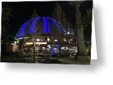Planet Hollywood, Orlando, Florida Greeting Card