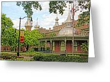 Plant Hall University Of Tampa Greeting Card